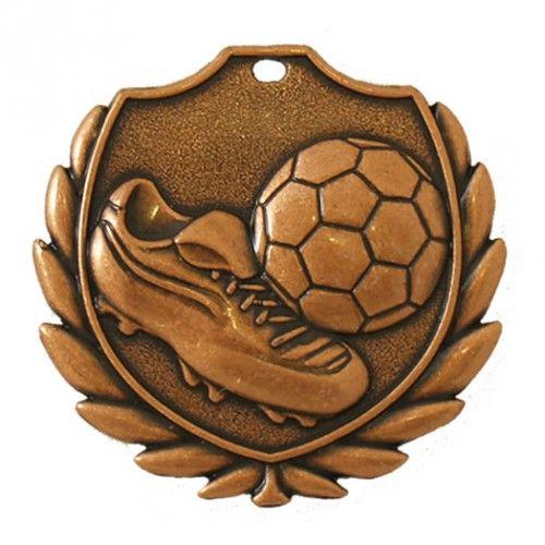 Fodbold Bronzemedaljer (inkl. medaljebånd)