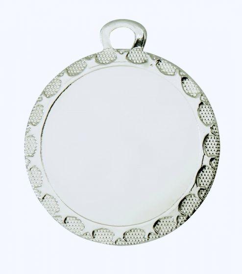 Schmeichel Sølvmedalje (inkl. emblem & medaljebånd)