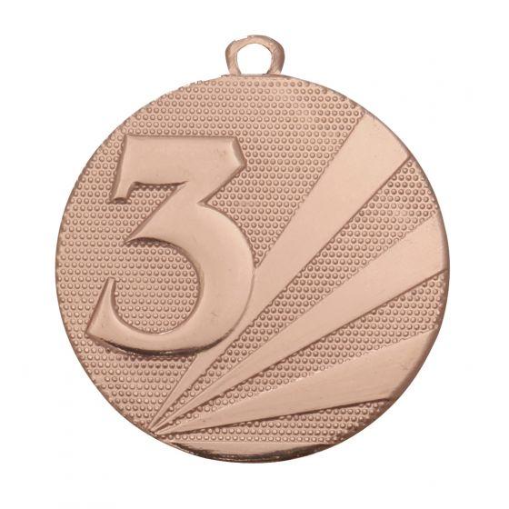3. Plads Bronzemedaljer