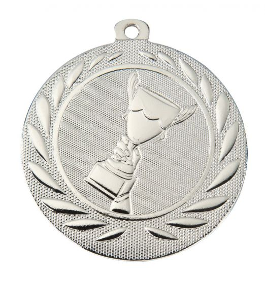 Champion Sølvmedalje (inkl. medaljebånd)