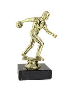 Bowling statuette