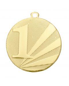 1. Plads Guldmedaljer (inkl. medaljebånd)