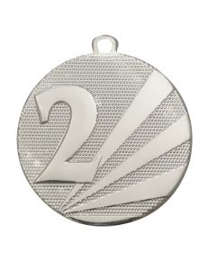 2. Plads Sølvmedaljer (inkl. medaljebånd)