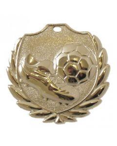 Fodbold Sølvmedaljer (inkl. medaljebånd)