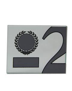 Glas award - 2. plads