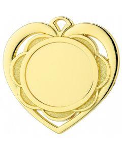 Hjerte Guldmedaljer (inkl. emblem & medaljebånd)