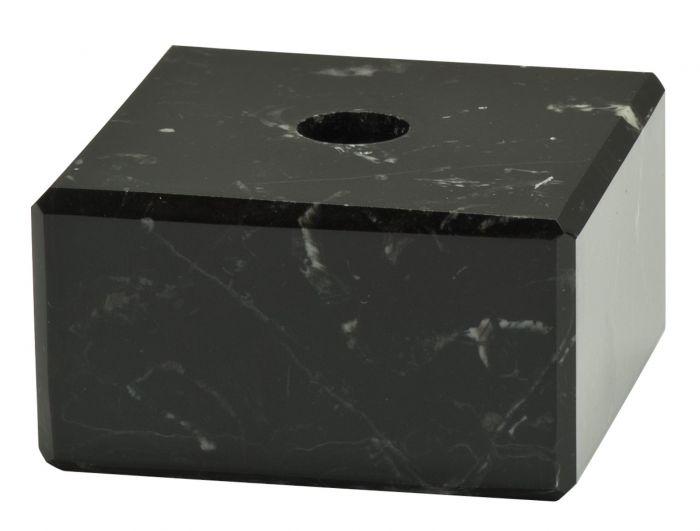 Sort Marmor Sokkel