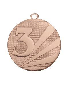 3. Plads Bronzemedaljer (inkl. medaljebånd)