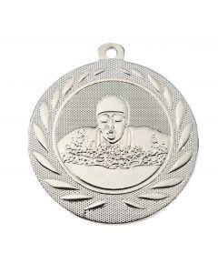 Ottesen Sølvmedalje (inkl. medaljebånd)