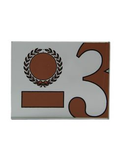Glas award - 3. plads