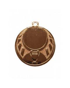 Elkjær Bronzemedaljer (inkl. emblem & medaljebånd)