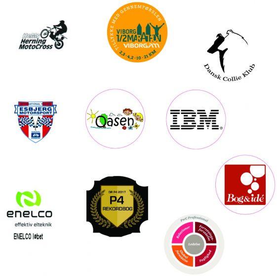 Grafisk logo emblem
